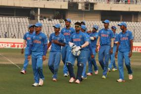 India Ousted From U-19 Asia Cup After Bangladesh Thrashing
