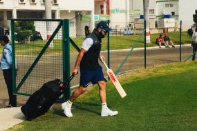 Virat Kohli & Co Sweat It Out at the Nets Ahead of Nagpur Test