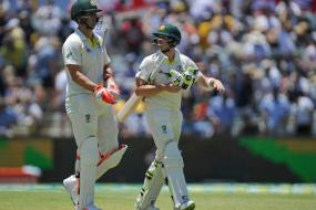 Ashes: Smith, Marsh Put Australia in Command Against Hapless England