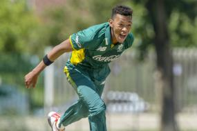 Makhaya Ntini's Son Thando in South Africa's U-19 World Cup Squad