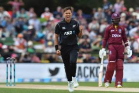 3rd ODI: New Zealand Beat Windies by 66 Runs (D/L), Sweep Series