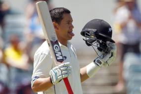 Ross Taylor Equals New Zealand Record With 17th Test Century