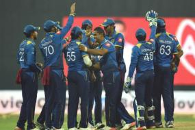 Zimbabwe Defeat Sri Lanka by 12 Runs