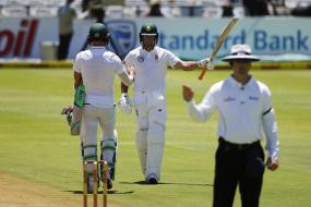 AB de Villiers Masterclass Keeps Proteas in Hunt, India Need Wickets