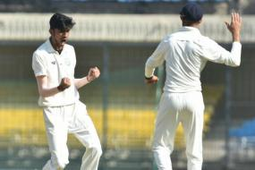ICC U19 World Cup: India's Ishan Porel Injured, Aditya Thakare Called Up