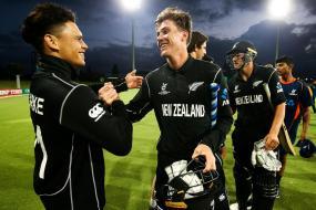 U-19 World Cup: Afghanistan Beat Pakistan; New Zealand, Bangladesh, Zimbabwe Register Wins