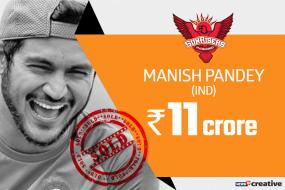 IPL Auction 2018: Sunrisers Hyderabad Go High on Utility Players