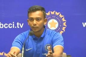 ICC U19 WC: Need Support of All 15 Players, Says Skipper Prithvi Shaw
