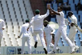 South Africa Fined for Slow Over-rate in Centurion Test