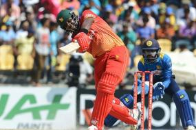 Chatara Grabs Four as Zimbabwe Stun Sri Lanka