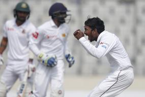 Dananjaya Claims Five as Sri Lanka Thrash Bangladesh to Win Series