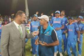 Dravid Wants ICC U19 WC Title to Kick-start Journey of India U-19 Colts