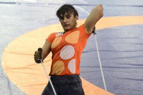 After Rio Setback, Vinesh Phogat Eyes Redemption at Tokyo
