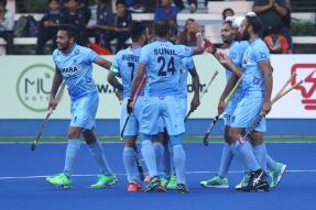 Asia Cup Hockey 2017: Strikers Shine as India Crush Pakistan 4-0 to Enter Final