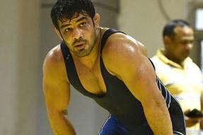 Sushil 'Walks Over' to a Gold; Sakshi, Geeta Excel at Nationals