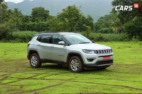 Jeep Recalls 1200 Compass SUV's in India Over Faulty Airbags