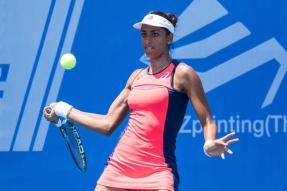 Karman Thandi and Zeel Desai Make First Round Exits From WTA Event