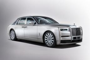 Rolls-Royce Phantom 8th-Generation Launched at Rs 9.50 Crore in India