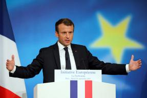 Britain Able to Have Bespoke Deal with EU: French President Emmanuel Macron