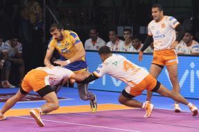 Pro Kabaddi League, Live Updates, Puneri Paltans vs Gujarat Fortunegiants