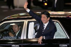 Abe Headed to Big Win in Snap Elections, Set to be Japan's Longest-Serving PM