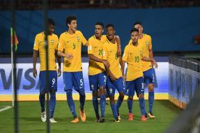 FIFA U-17 World Cup, Quarter-final 4, Live Score, Brazil vs Germany