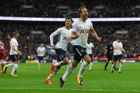 Harry Kane Nets a Brace as Tottenham Crush Liverpool 4-1