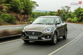 Top 10 Cars Sold in September 2017 - Maruti Suzuki Dzire, Vitara Brezza, Hyundai Creta & More
