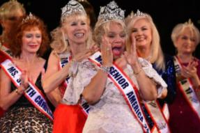 Putting Elegance Into Age: US Granny Beauty Queens
