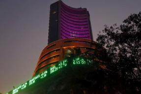 Markets Begin Samvat 2074 on Weak Note, Sensex Tumbles 194 Points