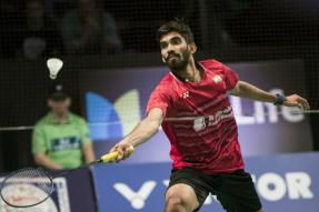 Look to be in Best Shape for Tournaments in 2018: Srikanth