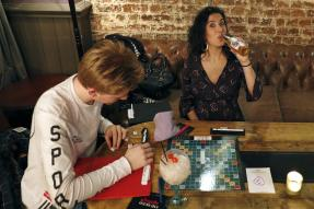 Dirty Scrabble Doubles Up as Speed Dating for London Singles