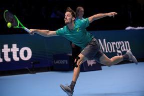 ATP Finals: David Goffin Stuns Favourite Roger Federer in Semi-final