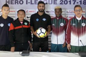 I-League 2017: 11th Edition Set to Test Indian Football's Bench Strength