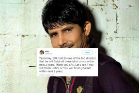 Bad News! Kamaal R Khan Is Back On Twitter And This Time With A Vengeance