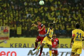 ISL 2017: Kerala Blasters And Jamshedpur Playout Yet Another Goalless Draw