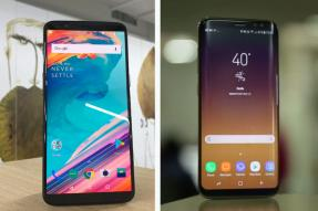 OnePlus 5T vs Samsung Galaxy S8 [Specs]: The 'Flagship Killer' Certainly Lands a Few Death Blows