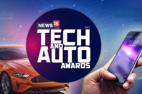 India's First Tech And Auto Awards 2017: Watch Now