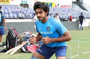Dressing Room Familiarity Will be an Advantage, Says Vijay Shankar