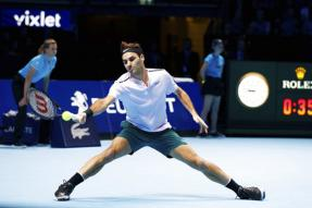 Roger Federer Eager to Get Back on Court After Shock Defeat