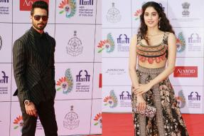 IFFI 2017: Janhvi, Sridevi, Shahid Steal The Show With Their Stylish Appearances