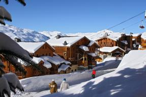 France's Val Thorens Crowned World's Best Ski Resort 2017