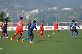 I-League: Champions Aizawl FC Edge Past Churchill Brothers 1-0