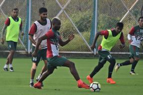 I-League: Injury Hit Mohun Bagan Desperate For Win Against NEROCA