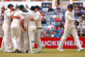 Australia Win Ashes With Crushing Victory In Perth Test