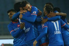 ISL 2017: FC Goa Pump in Five Past Delhi Dynamos, Go Top of the Table