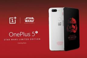 OnePlus 5T Star Wars Limited Edition to Launch in India Today:  Live Stream, Price, Specifications And More
