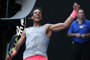 Australian Open: World Number 1 Rafael Nadal Storms into Third Round