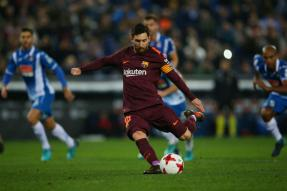 Copa del Rey: Missed Messi Penalty Hands Barcelona Derby Loss, Sevilla Beat Atletico