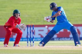 ICC U19 WC: Ruthless India Trounce Zimbabwe by 10 Wickets